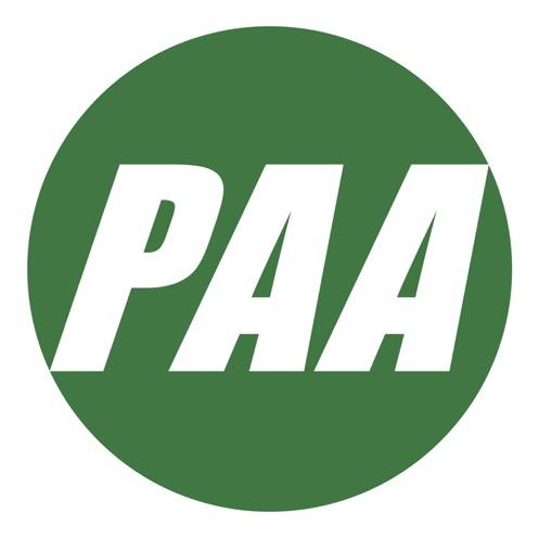 PAA |Tekstiä laidasta laitaan.